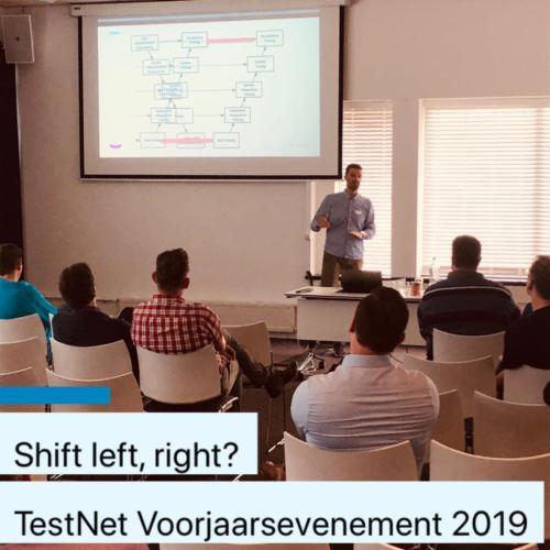 Shift left, right?