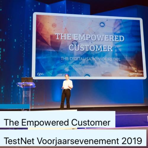 Keynote: The empowered customer