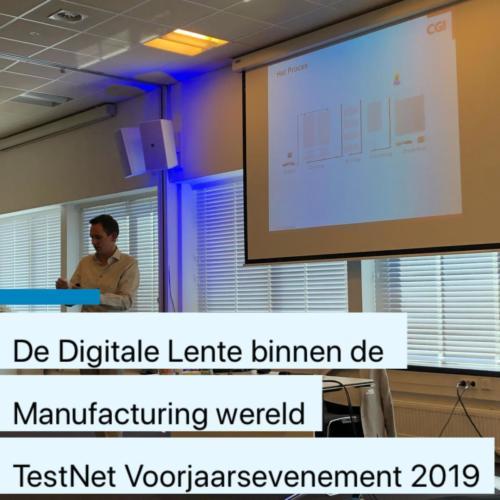 De digitale lente binnen de manufacturing wereld